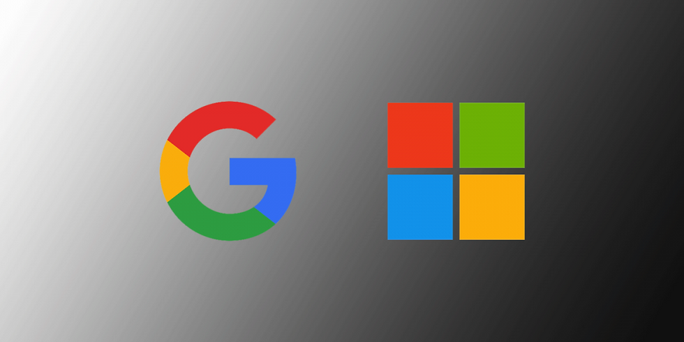 Google WorkSpace Vs Microsoft 365