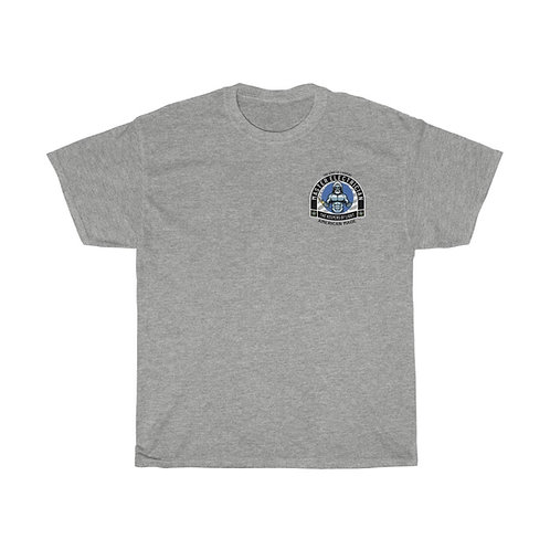 Unisex Heavy Cotton Tee | Gods of Current | Master Electrician