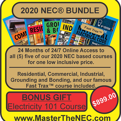 2020 NEC Bundle Package
