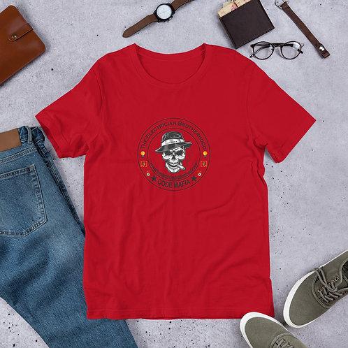 Short-Sleeve Unisex T-Shirt Front Only | Skull Mafia