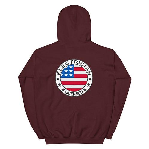 Unisex Hoodie - USA Pride