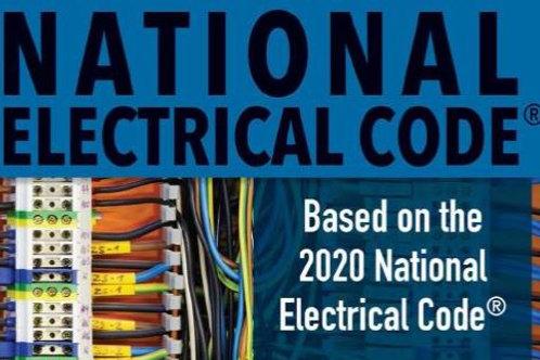 2020 NEC Mastering The NEC Program