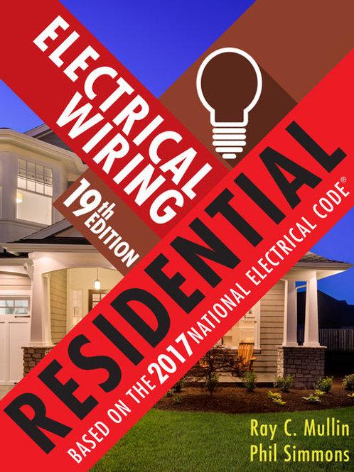 2017 NEC Residential Wiring 101