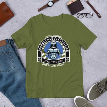 unisex-premium-t-shirt-olive-front-60b3d