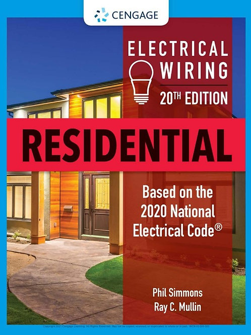 2020 NEC Residential Wiring 101