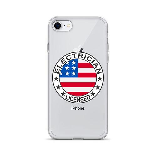 iPhone Case   Electrician PRIDE