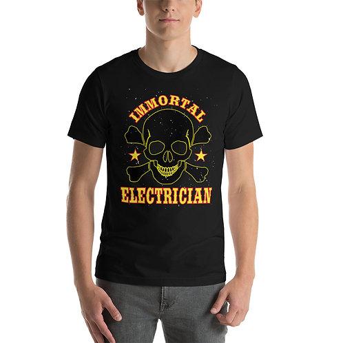 Short-Sleeve Unisex T-Shirt - Immortal Electrician