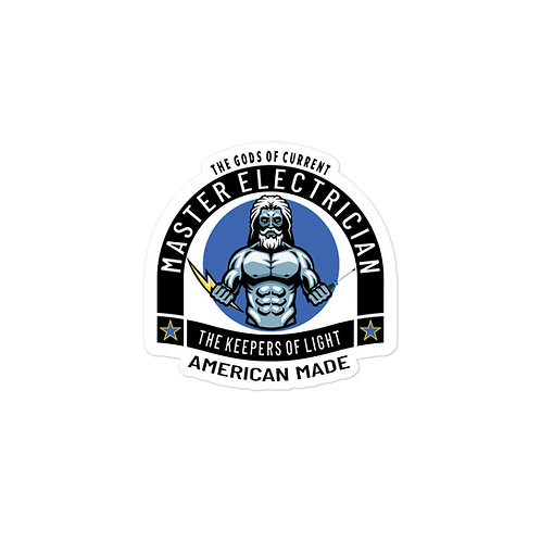 Bubble-free stickers | Gods of Current | Master Electrician