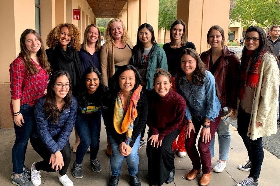 2019-02 Stanford Women in Management Gro