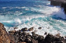 Incredible Sea with Huge Waves