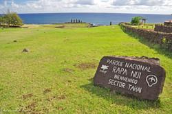 Parque Nacional Tahai