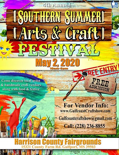 Southern Summer Arts and Craft Festival