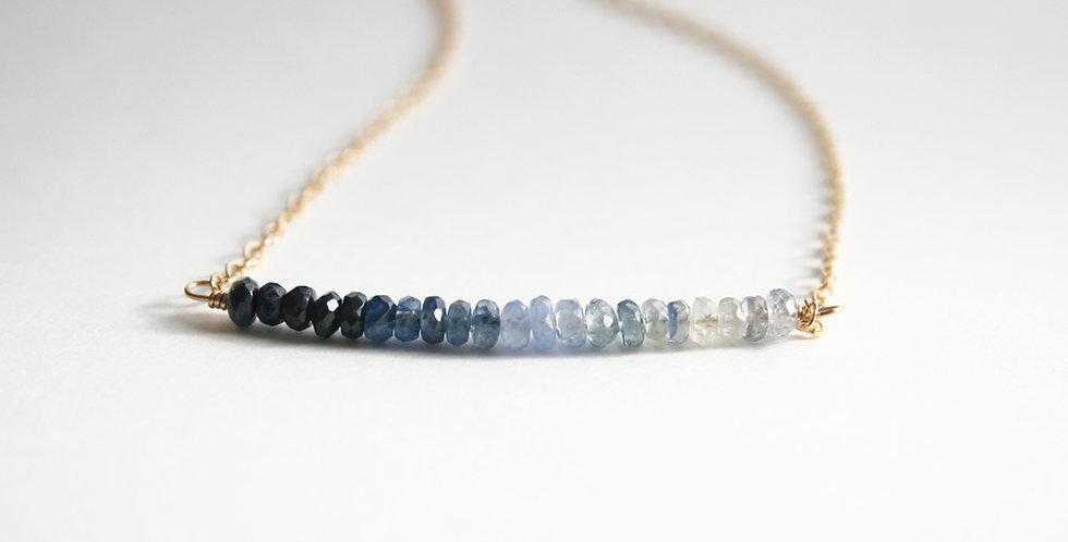 Sapphire Necklace | Laura Stark Designs