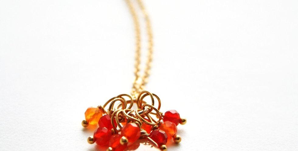 Sunstone Necklace | Laura Stark Designs