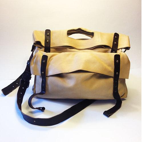 Кожаная сумка Maxim Sharov B-073