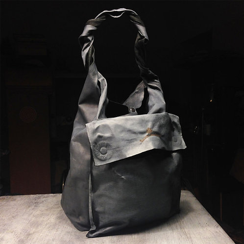 Кожаная сумка- мешок Maxim Sharov B-072