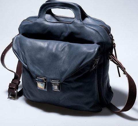 Кожаный портфель Maxim Sharov B-100