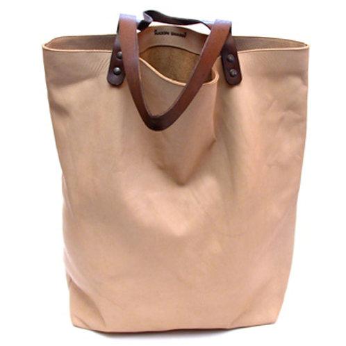 Кожаная сумка-шоппер Maxim Sharov B-055