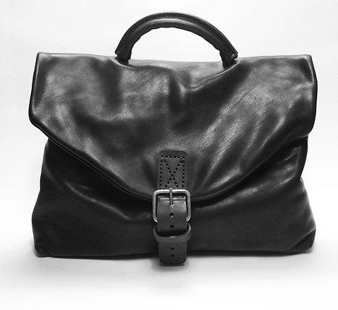 Кожаный портфель Maxim Sharov B-070