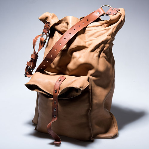 Кожаная сумка Maxim Sharov B-041