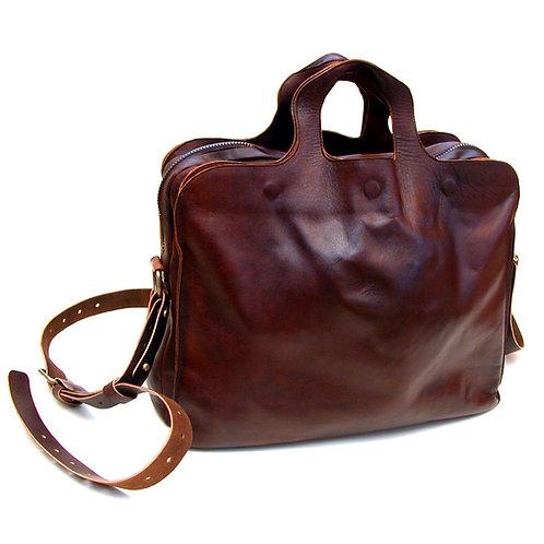 Кожаная сумка-портфель Maxim Sharov B-039