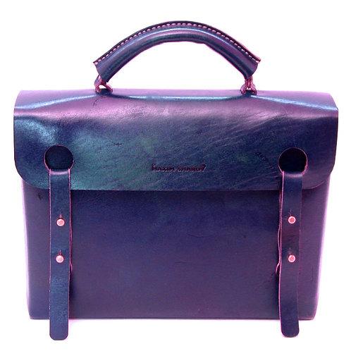 Кожаный портфель Maxim Sharov B-012