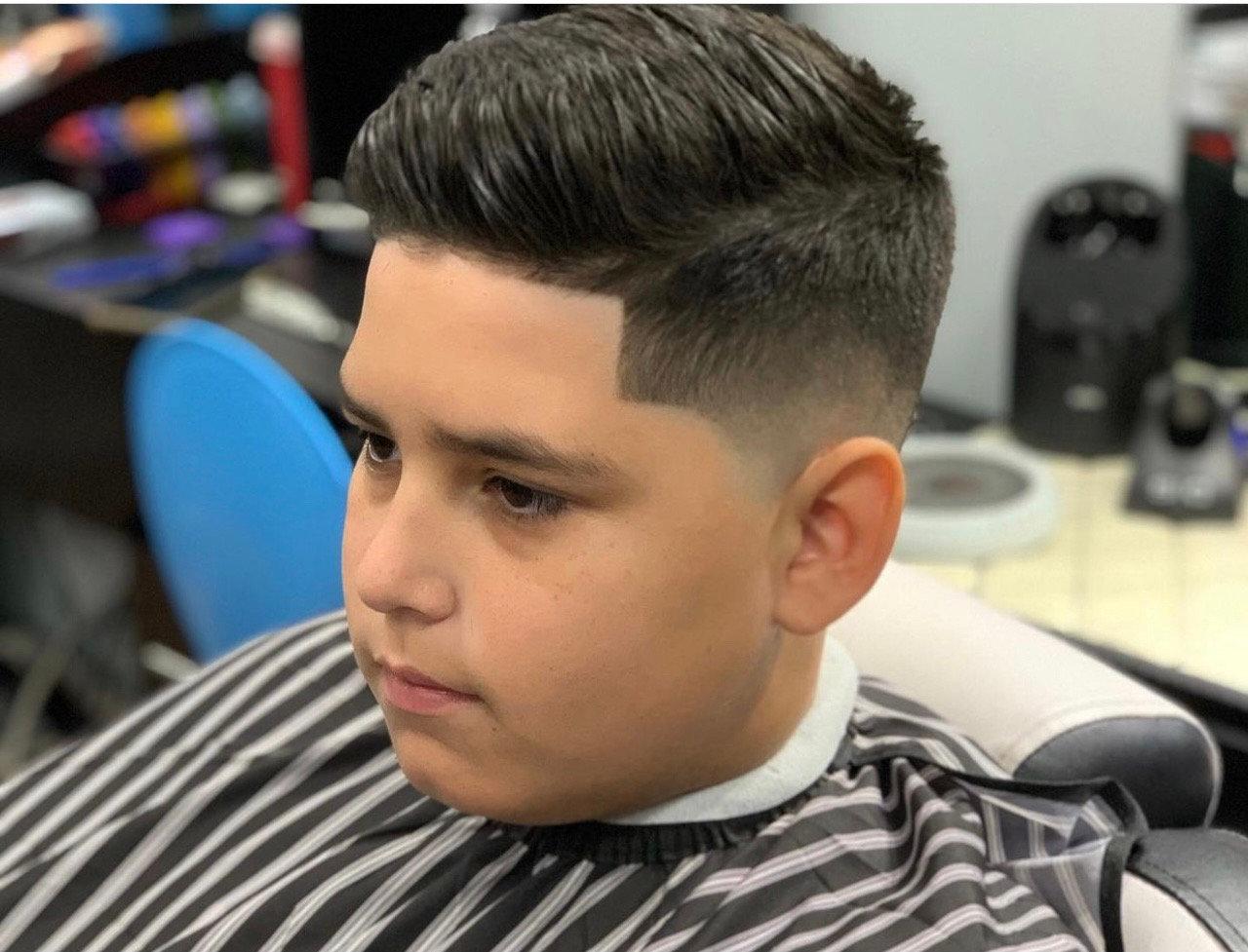 Haircuts (Teens)ages 13-17