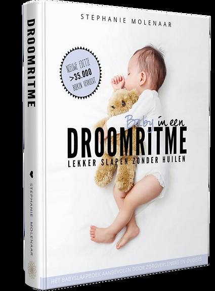 Baby in droomritme boek.webp