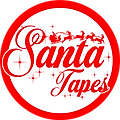 Santa Tapes Christmas blog logo
