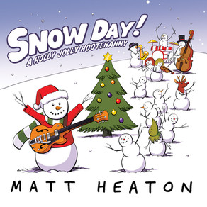 Matt Heaton; Releases Christmas Album