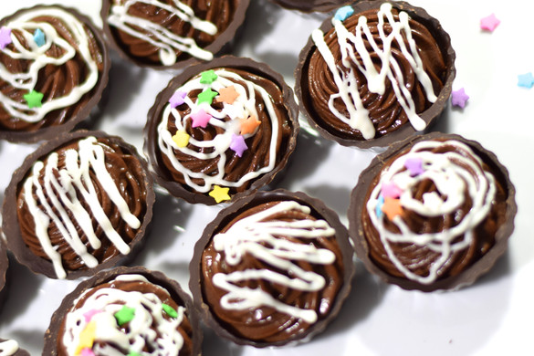 Chocolate Truffle Cups