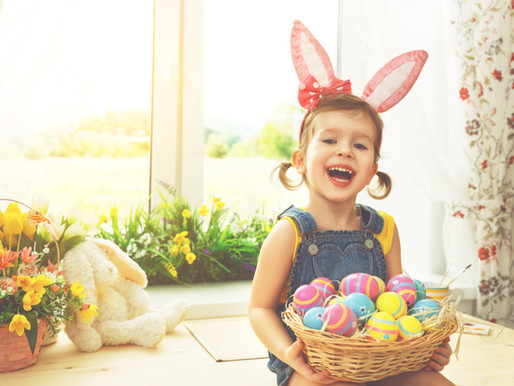 Egg-cellent tips on how to avoid dental decay this Easter