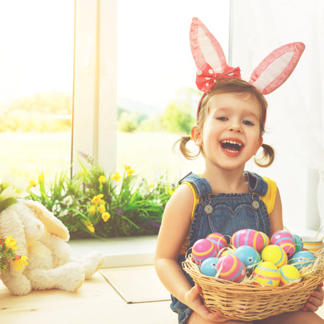 24 Kid Tested & Mom-Approved Easter Basket Ideas