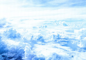 blue sky, it means there have wide area to fly.