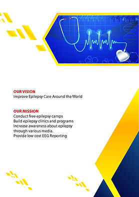 Our vision IMPROVING EPILEPSY CARE AROUND THE WORLD