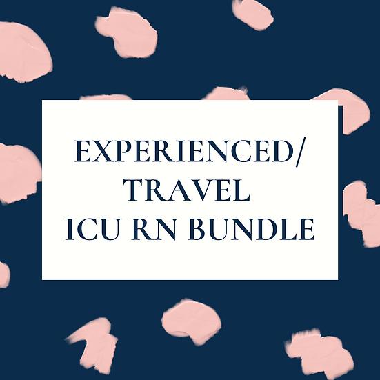 Experienced/Travel ICU RN Bundle