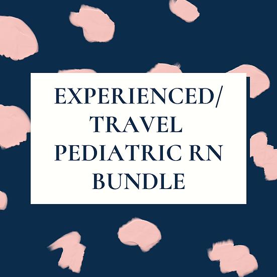 Experienced/Travel Pediatric/PICU  RN Bundle