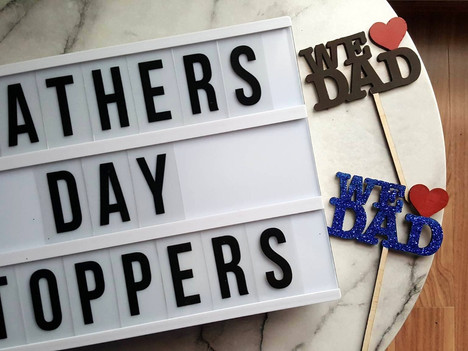Father's Day Is On The Way