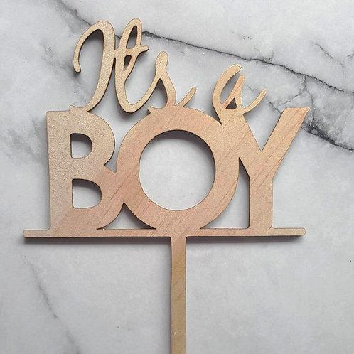 It's A Girl/Boy