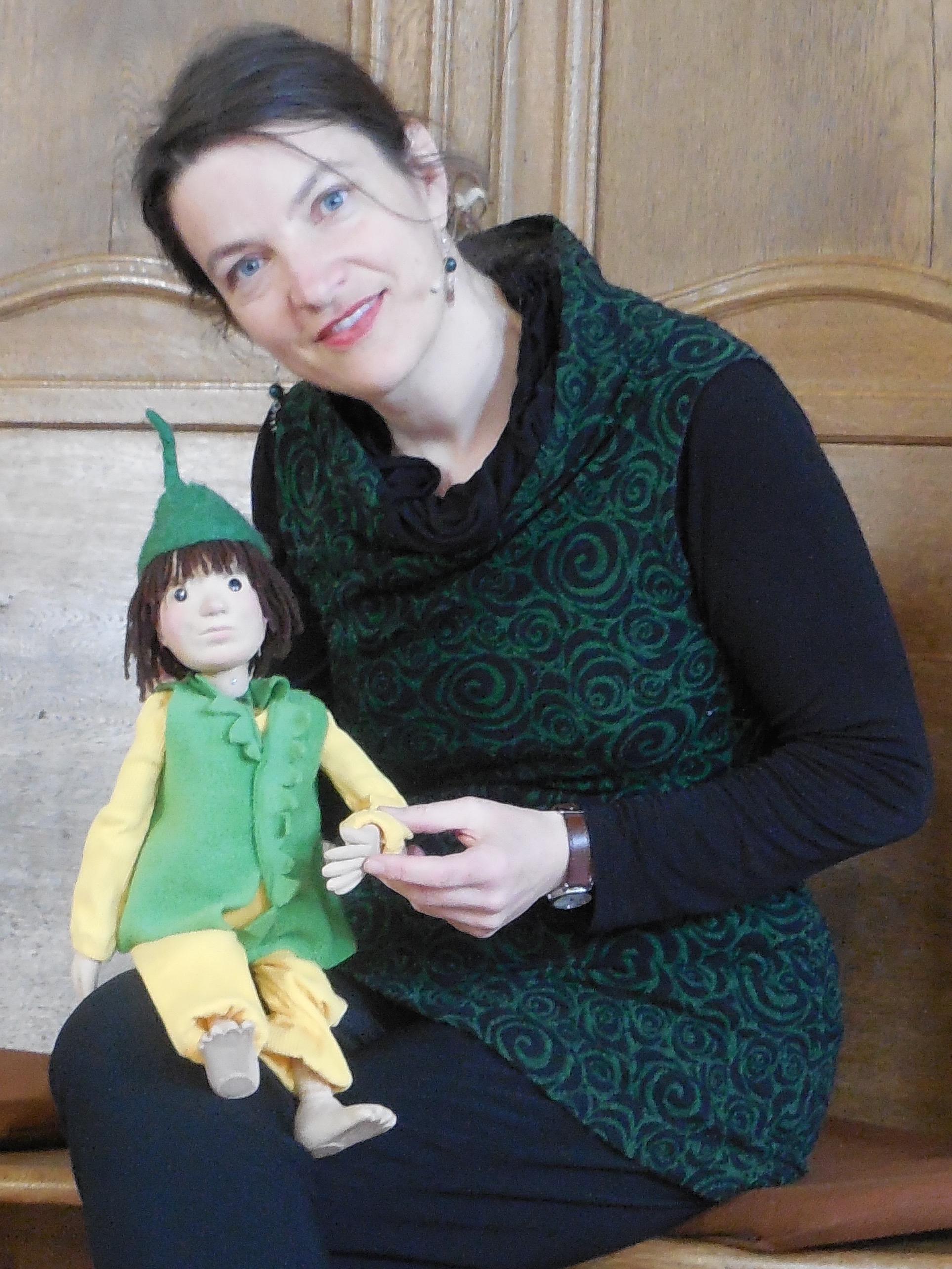 Wilder, wilder Winter – neue junge Literaturreihe im VISAVIS mit Brigitte Hirsig