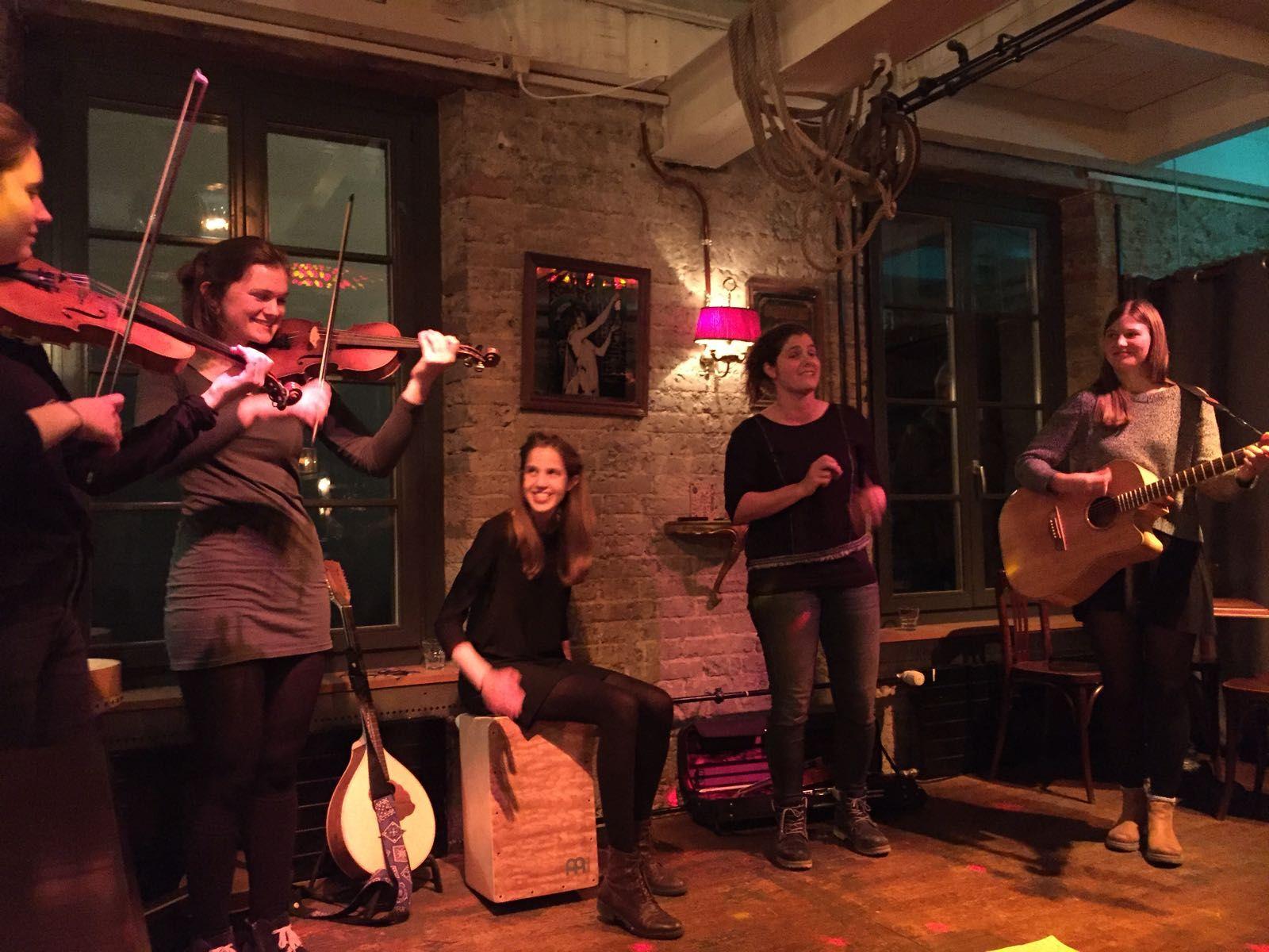 BAFF! Junge Musiktalente im VISAVIS – «Gwendolyn Who»