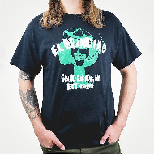 El Brandino - Lit Cactus - Unisex T-Shirt