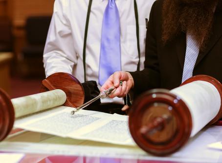 S'engager sur le chemin de la Torah