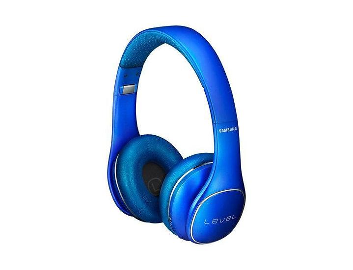Samsung Level On Bluetooth Wireless On-Ear Headphone (Blue)