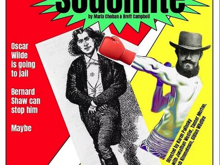 Posing As Sodomite at Fertile Ground 2019
