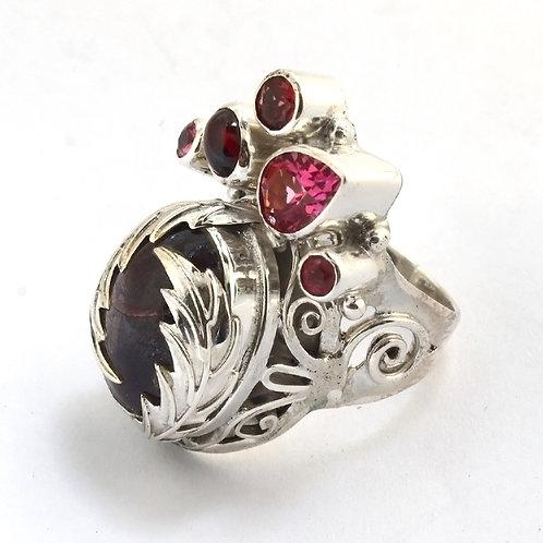 Royal Joyous Passion Ring