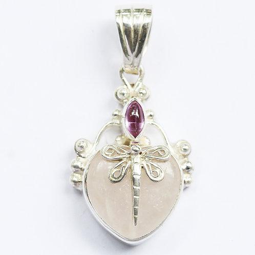 Rose Dragon Heart