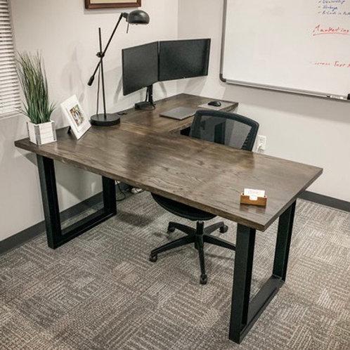 I- Beam Table Base - Cube style