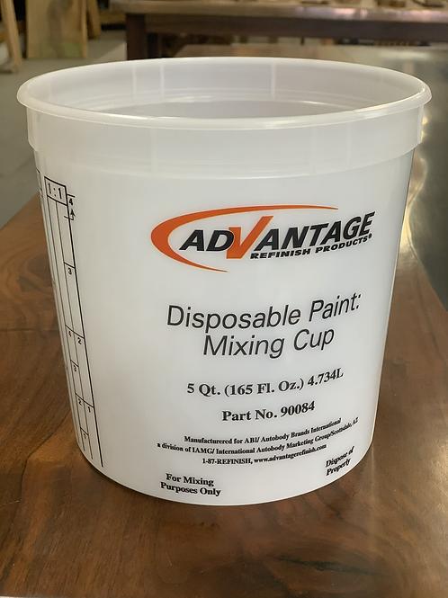 Mixing cup 5Qt