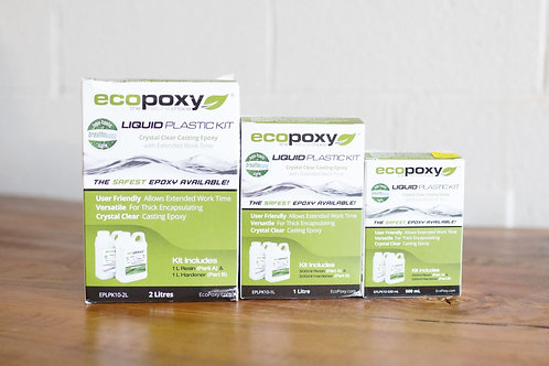 Ecopoxy epoxy for all your epoxy project needs